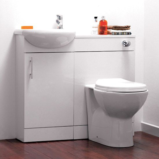 How Much To Fit A Bathroom Suite: Sienna Cloakroom Suite