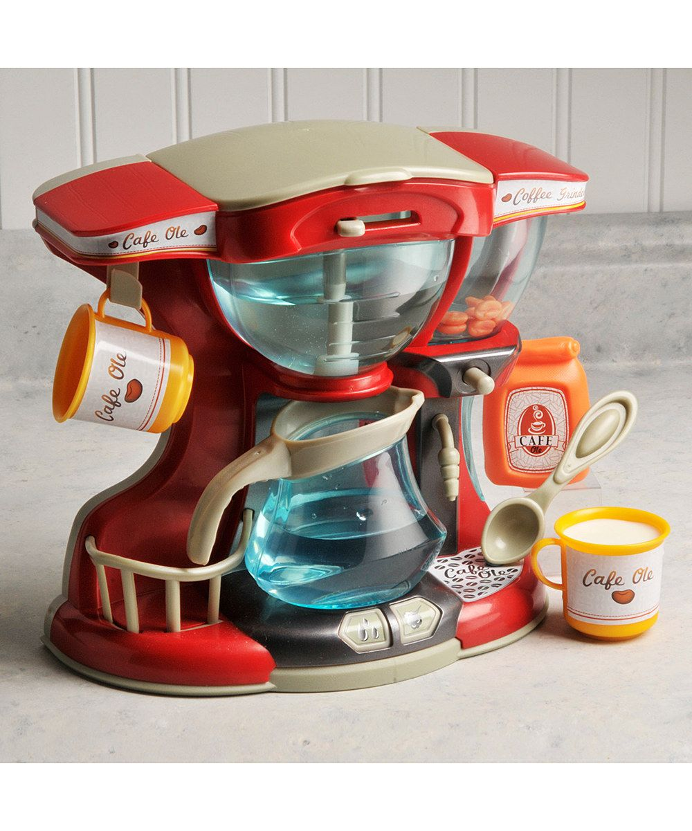 Cook N' Kitchen Coffee Bar Play Set Daily deals for moms