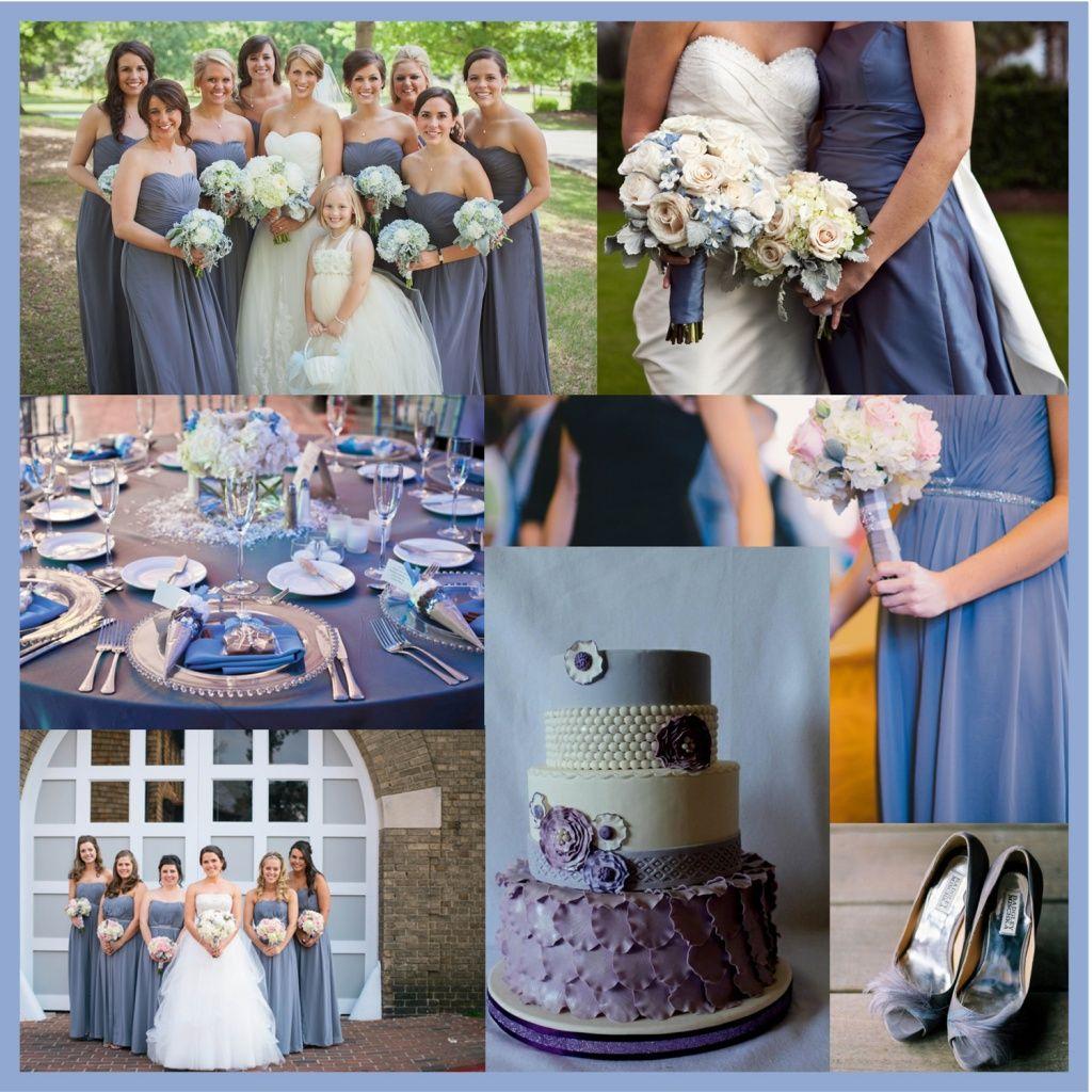 Pantone Serenity Pantone 15-3919 light purple wedding colours ...