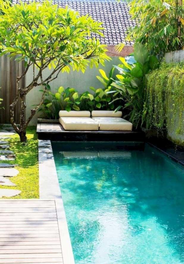 Kleiner Garten Reihenhaus Von Kleine Sitzecke Im Garten: Inspiring Swimming Pool Designs Ideas To Create Your