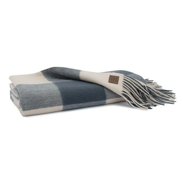Ugg Throw Blanket Captivating Ugg Buffalo Check Wool Throw 190 Cad ❤ Liked On Polyvore 2018
