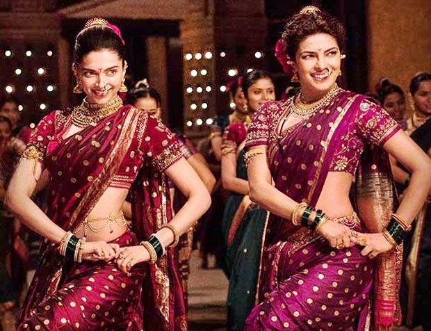 Sobresalientes Deepika Y Priyanka En Pinga Deepika Padukone Belleza India Moda De Baile