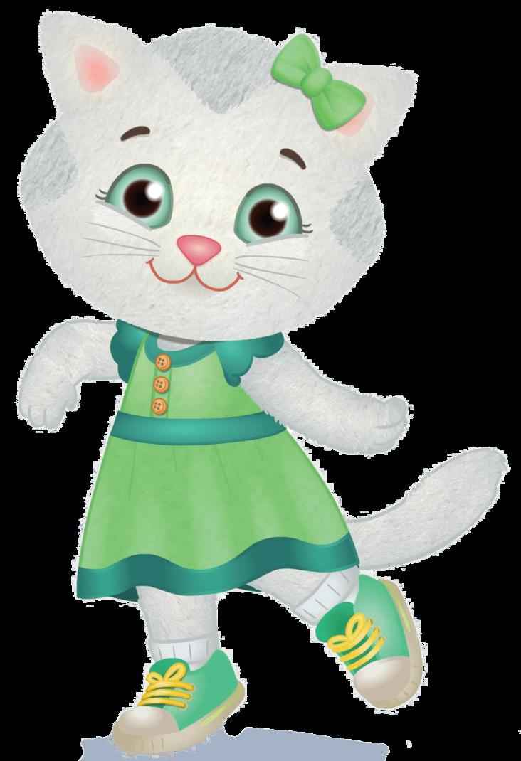 Katerina Kittycat Daniel Tiger S Neighborhood Wiki Fandom Daniel Tiger Daniel Tiger S Neighborhood Daniel Tiger Birthday