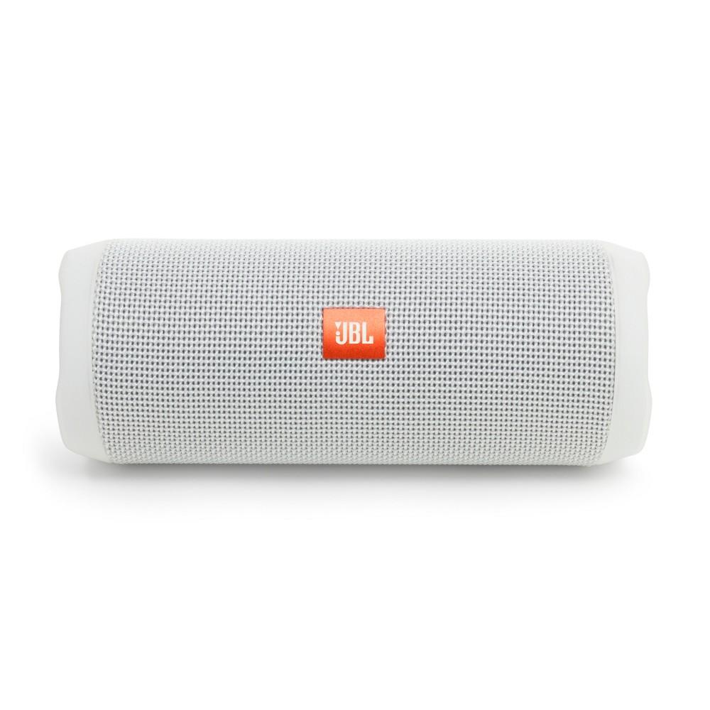 Jbl Flip 4 Waterproof Bluetooth Speaker White Waterproof Bluetooth Speaker Jbl Speakers Bluetooth Bluetooth Speaker