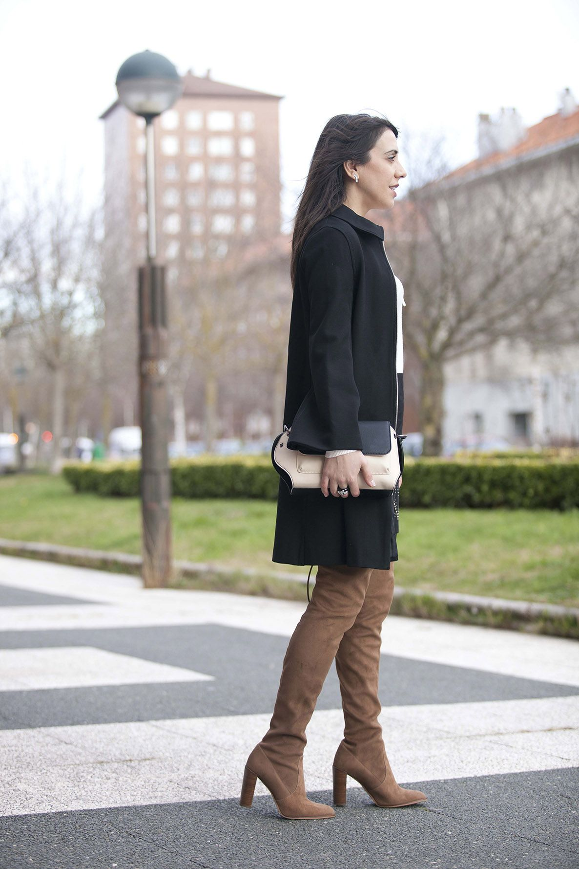 Pin En Over The Knee Boots On Bestbootlooks Com