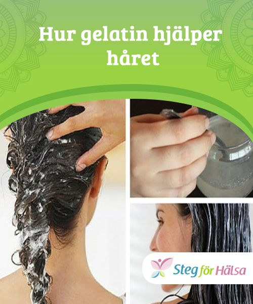 näring till håret