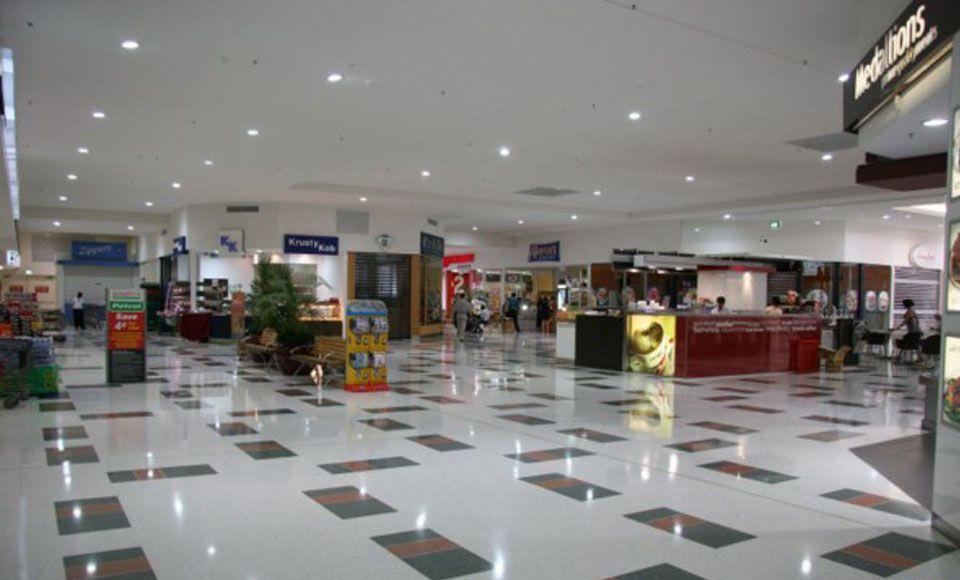 Azzo Tile Shopping Center Flooring Design | Projects | Pinterest