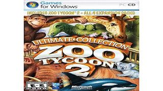 Zoo Tycoon 2 Ultimate Collection Free Download PC Game | simulation
