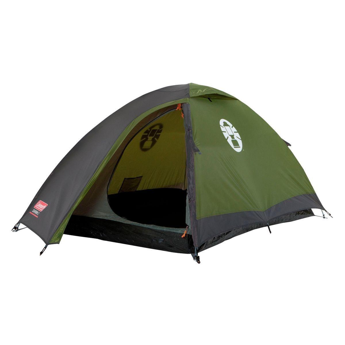 Darwin 2 Tente Vert Taille 2 Places Tente Verte Tente Dome Et Tentes Interieures
