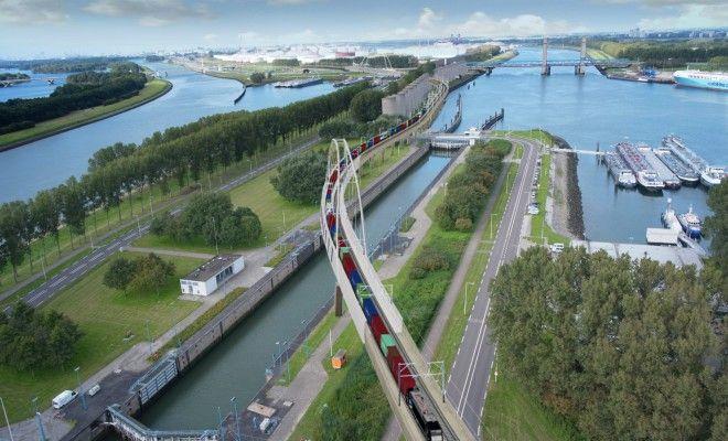 Hafenbetrieb Rotterdam investiert in die Schienenanbindung - http://www.logistik-express.com/hafenbetrieb-rotterdam-investiert-in-die-schienenanbindung/