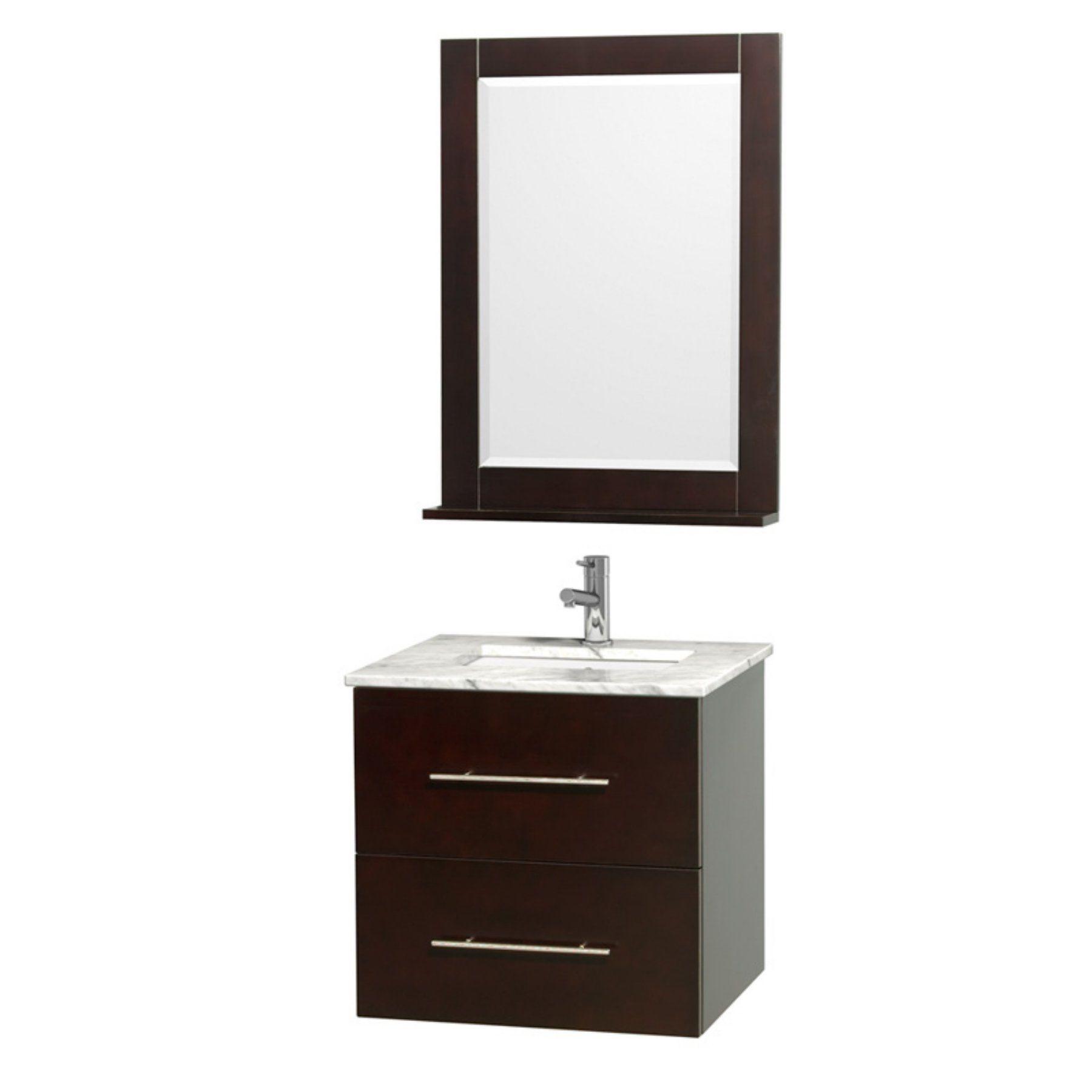 wyndham collection wcvw00924ses centra 24 in single bathroom vanity rh gr pinterest com