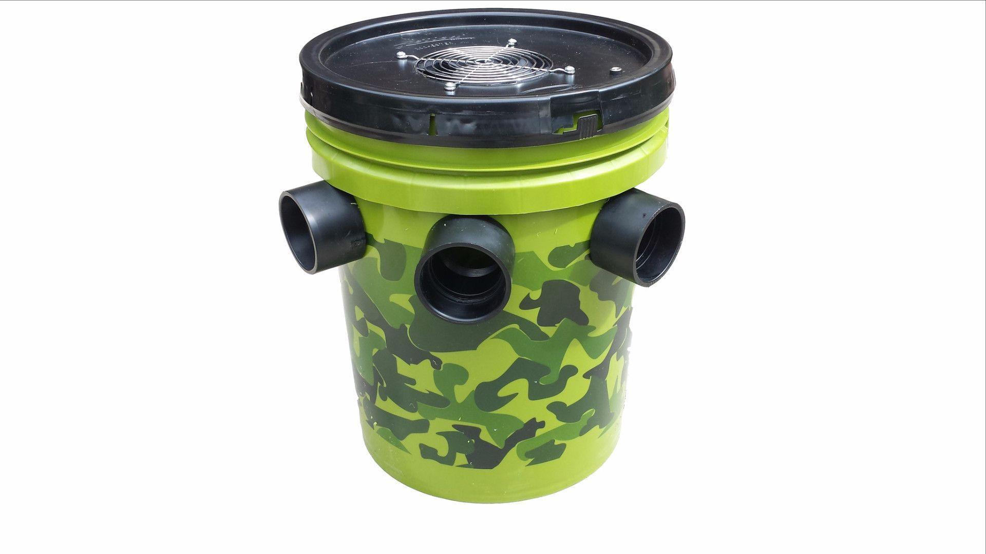 Ice Models Bucket air conditioner, Pickle jars, Mugs