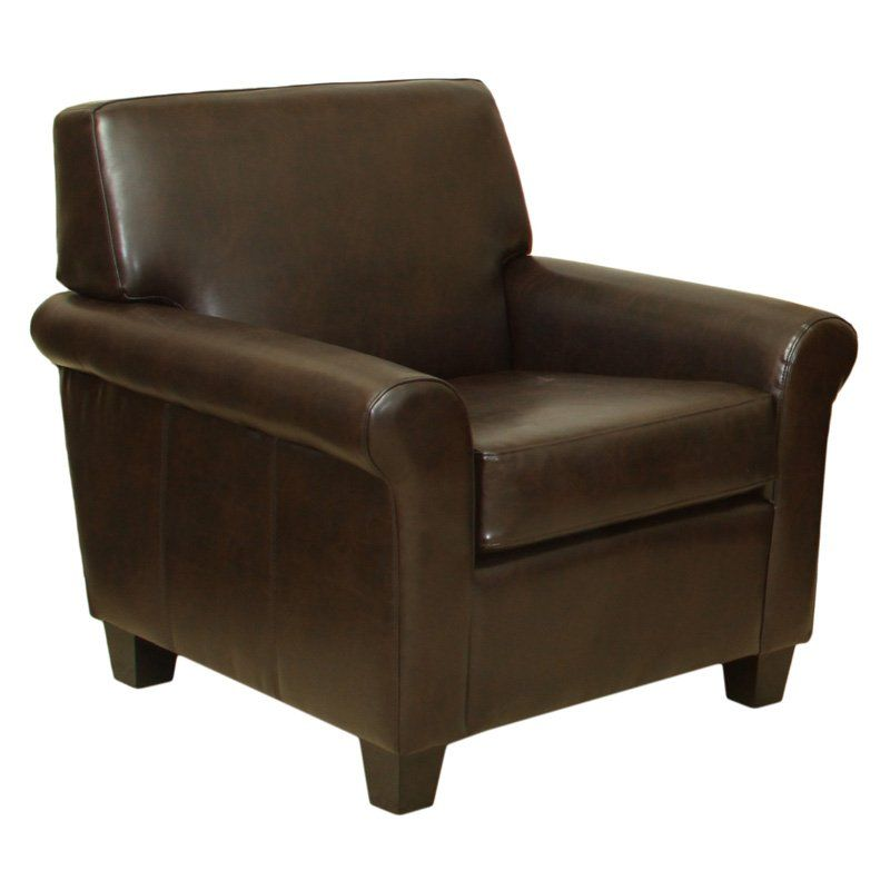 Best Have To Have It Chocolate Brown Modern Club Chair 483 75 Accent Chairs For Living Room 640 x 480
