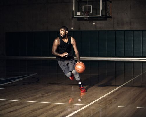 Clayton Cotterell photography – Kyrie Irving - Nike Basketball