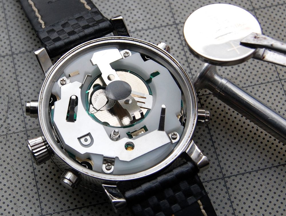 Watch Battery Replacement Watch Battery Premium Watches Cool Watches