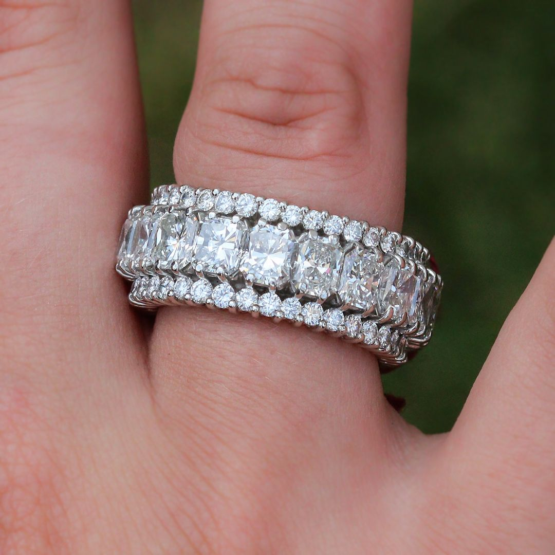 Pin by Nicole Dehlin-Grant on Jewelry rings | Pinterest | Eternity rings