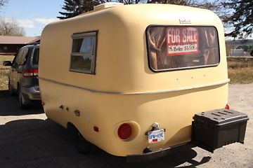 Sold 1975 13 Boler Travel Trailer 6500 Prince George Bc