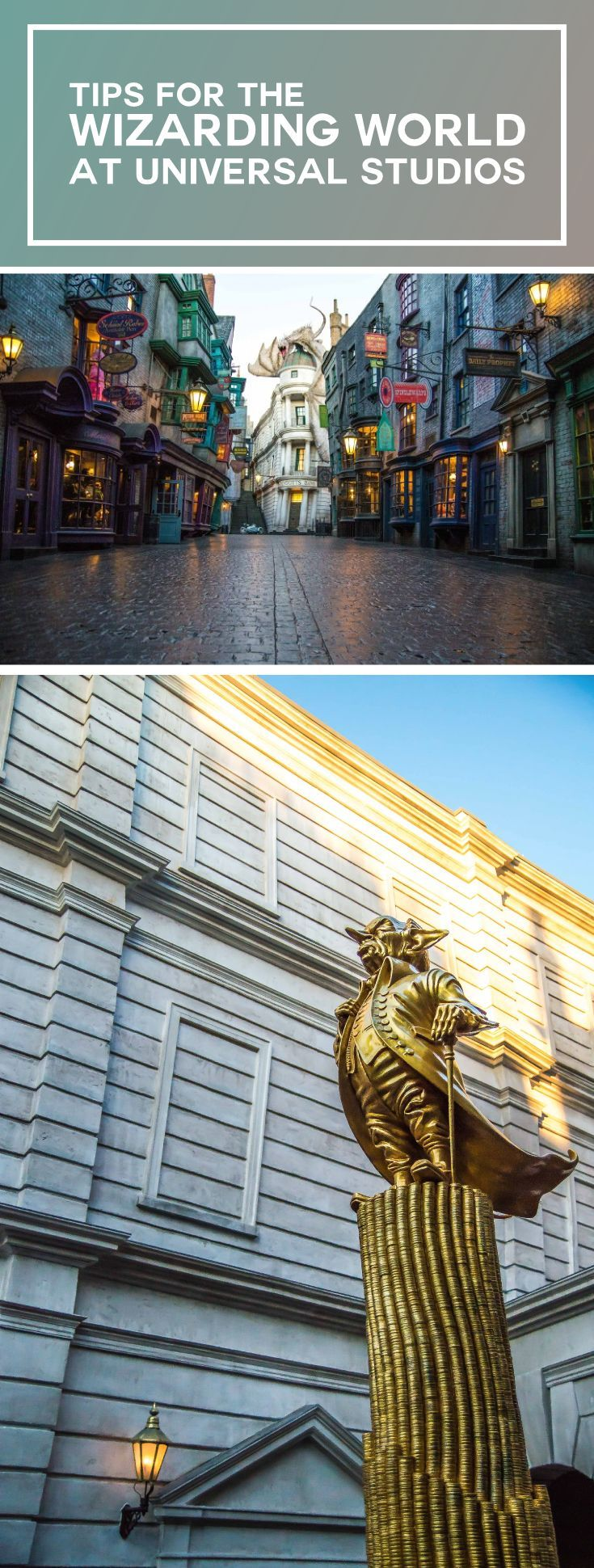 Tips for the Wizarding World at Universal Studios