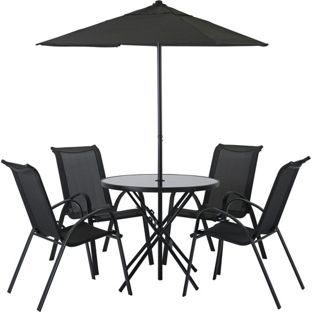 buy sicily 4 seater patio set at argoscouk visit argos