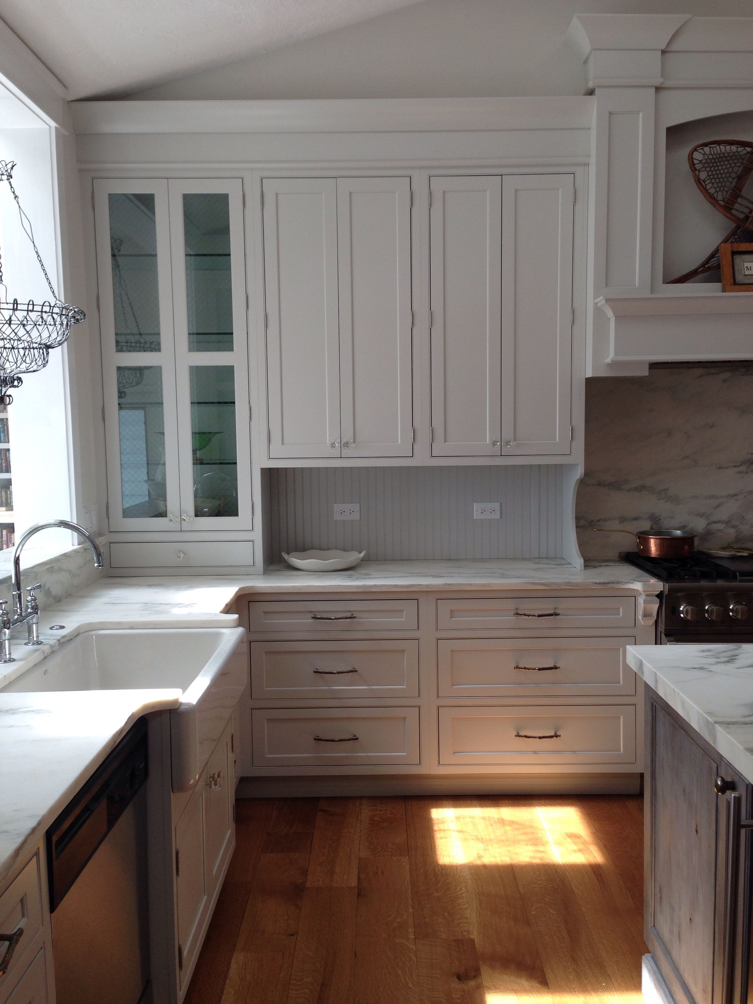 Client Hall 2014 Twin Lakes WI Decora Cabinets in