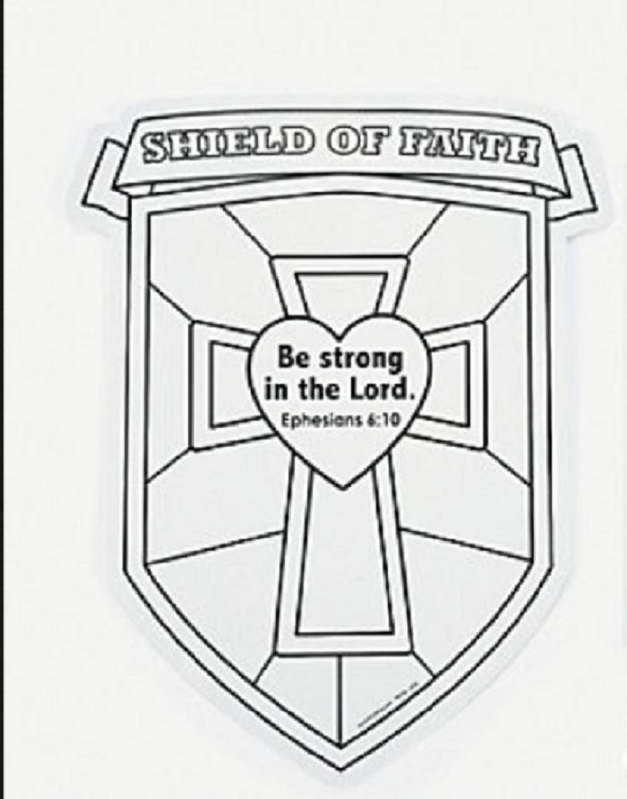 Armor Of God Vbs Craft Ideas