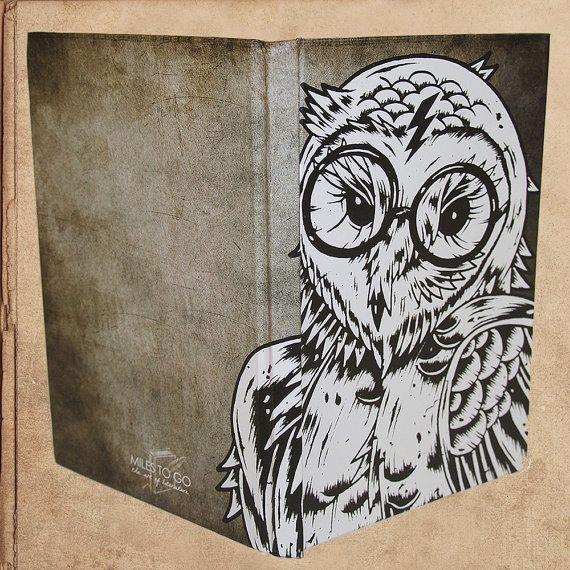Harry Potter Hedwig Owl Hardcover Journal - 160 pages