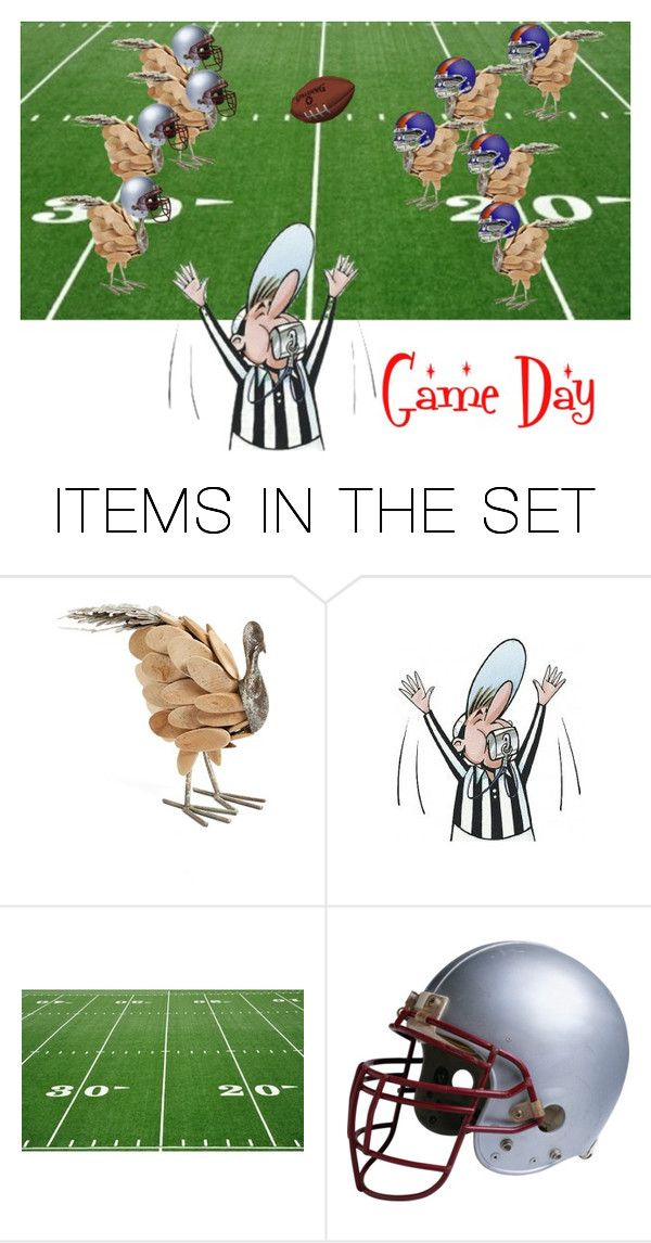"""""""Game Day"""" by sjlew ❤ liked on Polyvore featuring art"""