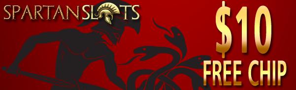 Spartan Casino No Deposit Bonus