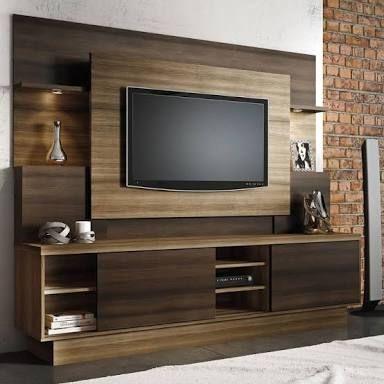 Image result for L-shaped crockery unit | Living room tv ...