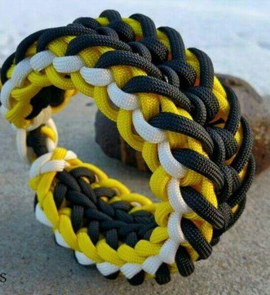 Paracord Bracelet Paracord Bracelet Tutorial Paracord Weaves