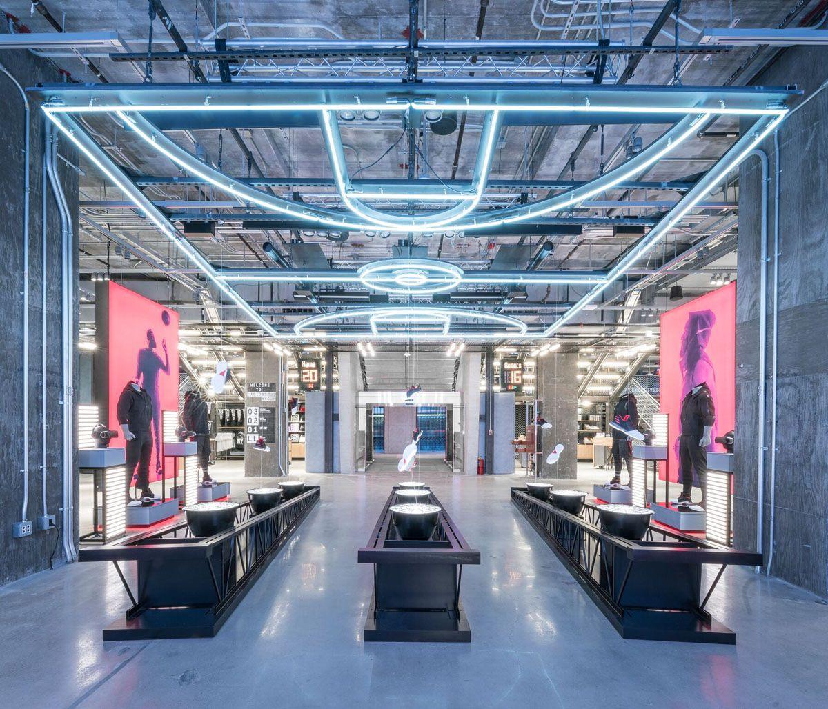 ea878ef9150d Inside Adidas NYC Flagship Store