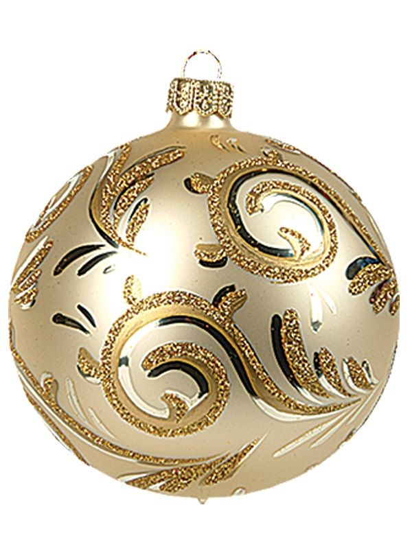 PPT-002-0280 *Christmas ~ In Gold 2 Pinterest Christmas - polish christmas decorations