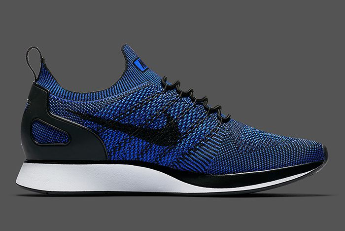 Nike Air Zoom Mariah Flyknit Racer (Royal Blue) | Shoes in