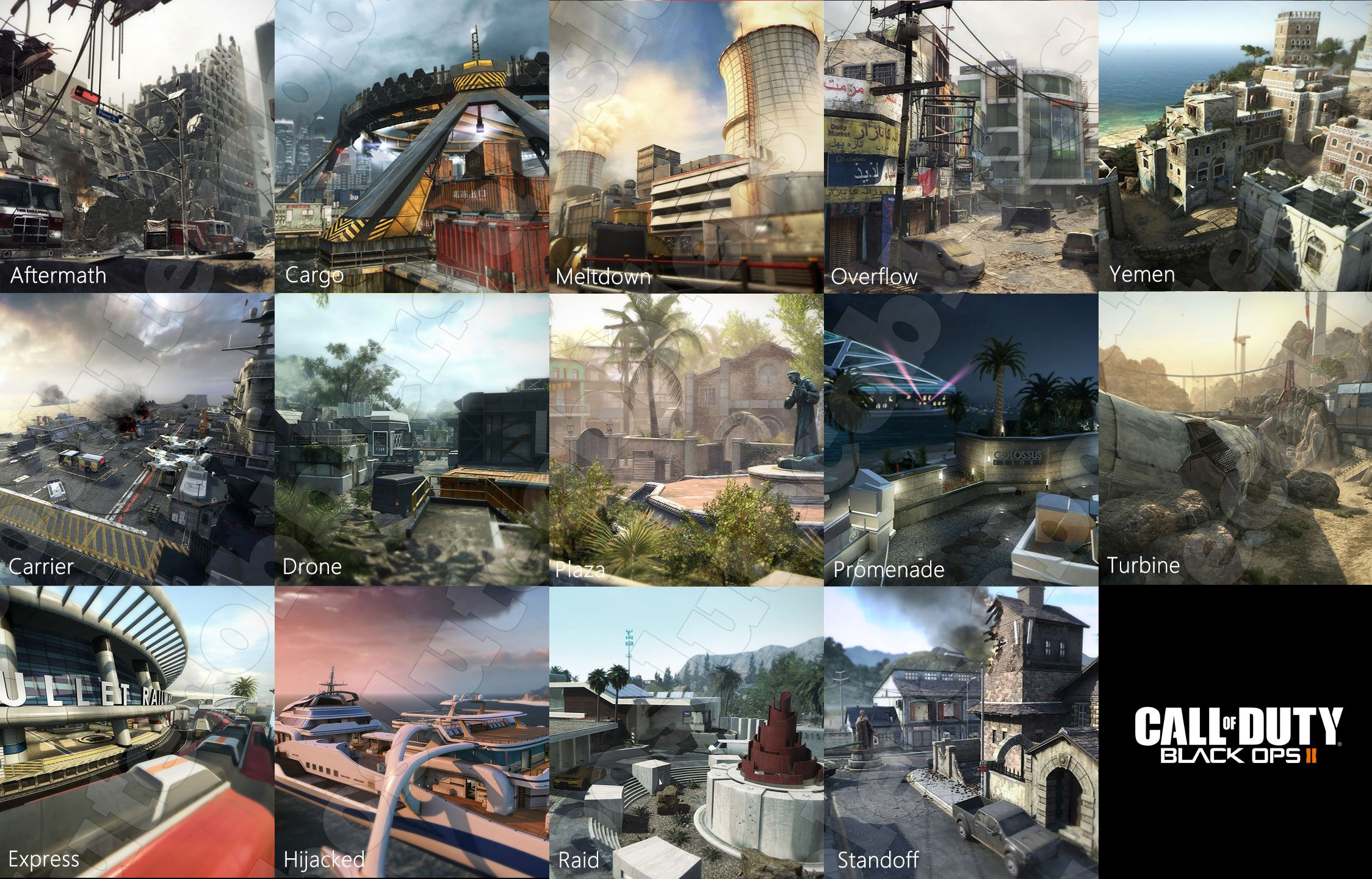 Cod Black Ops Maps Elite Update Has Now Also Revealed