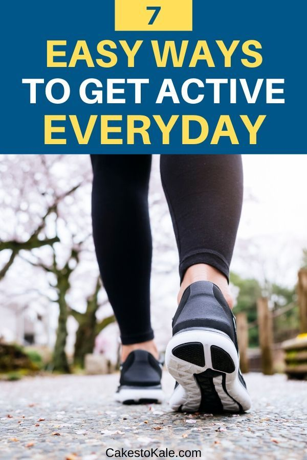 7 Ways to Increase Physical Activity in Daily Life ...