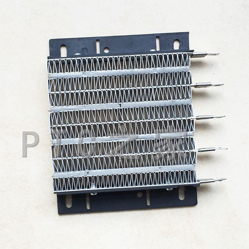 1 Piece Lot 220v 1500w 121x121x15mm Ptc Ceramic Air Electric Heater Plate With Insulating Film Mini Heating Elemen Electric Heater Heating Element Insulation