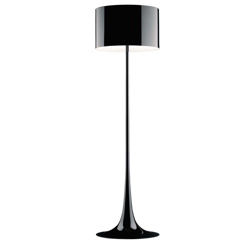 Lampade Da Terra Moderne Flos.Lampada Da Terra Spun Light F Flos In Vendita Online Su