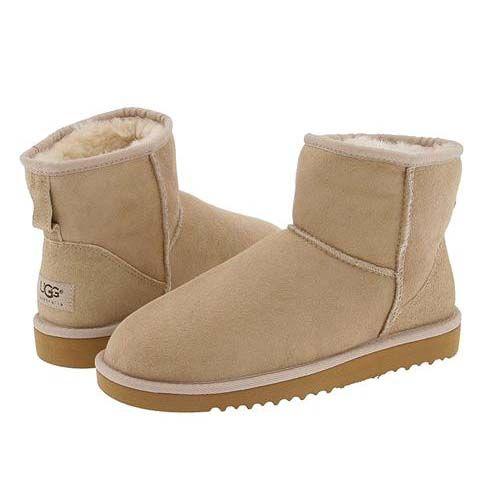 UGG Classic Mini Boots 5854 Sand New