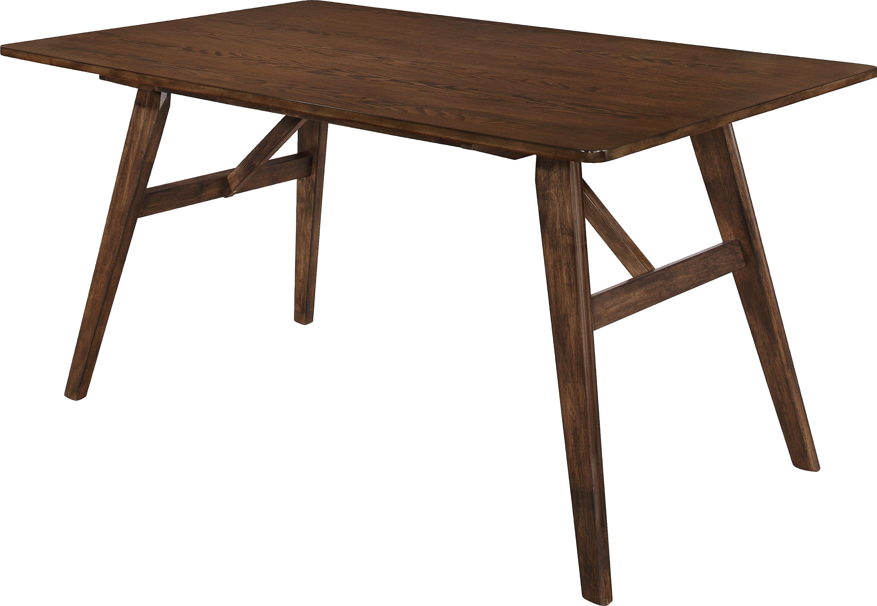 Fairlinks Cherry Rectangle Dining Table With Images Rectangle