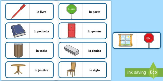 image result for french classroom objects worksheet pdf french cultural resources french. Black Bedroom Furniture Sets. Home Design Ideas