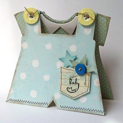 Baby card, cute