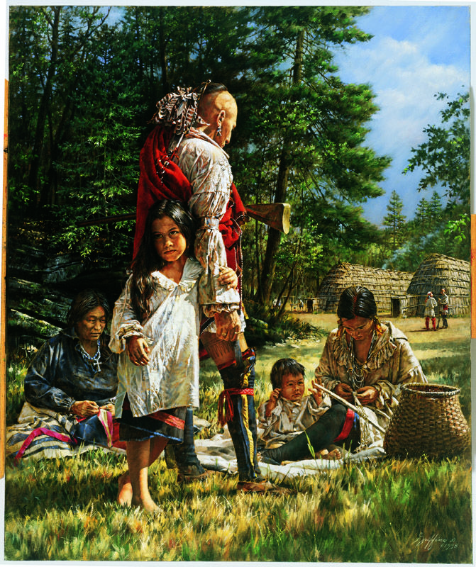 Leaving | Art amérindien, Amerindien, Guerre de sécession