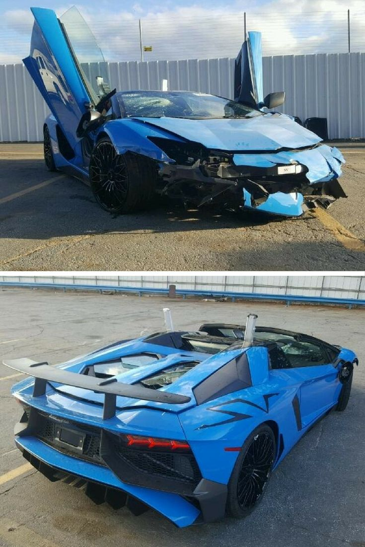 Wrecked Exotic Cars For Sale : wrecked, exotic, Exotic