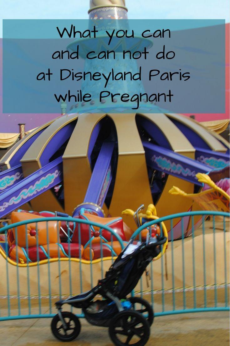 Disneyland Paris While Pregnant Everything You Need To