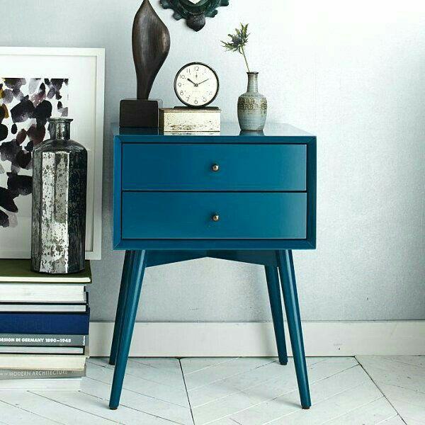 Pin di michelle home blog su colors decor blog for Mobili colorati design