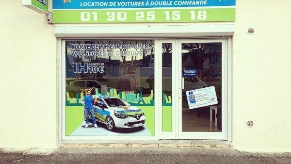 Permis Malin Argenteuil : Location de véhicules double commande 104 Boulevard Jean Allemane 95100 Argenteuil    01.30.25.15.16