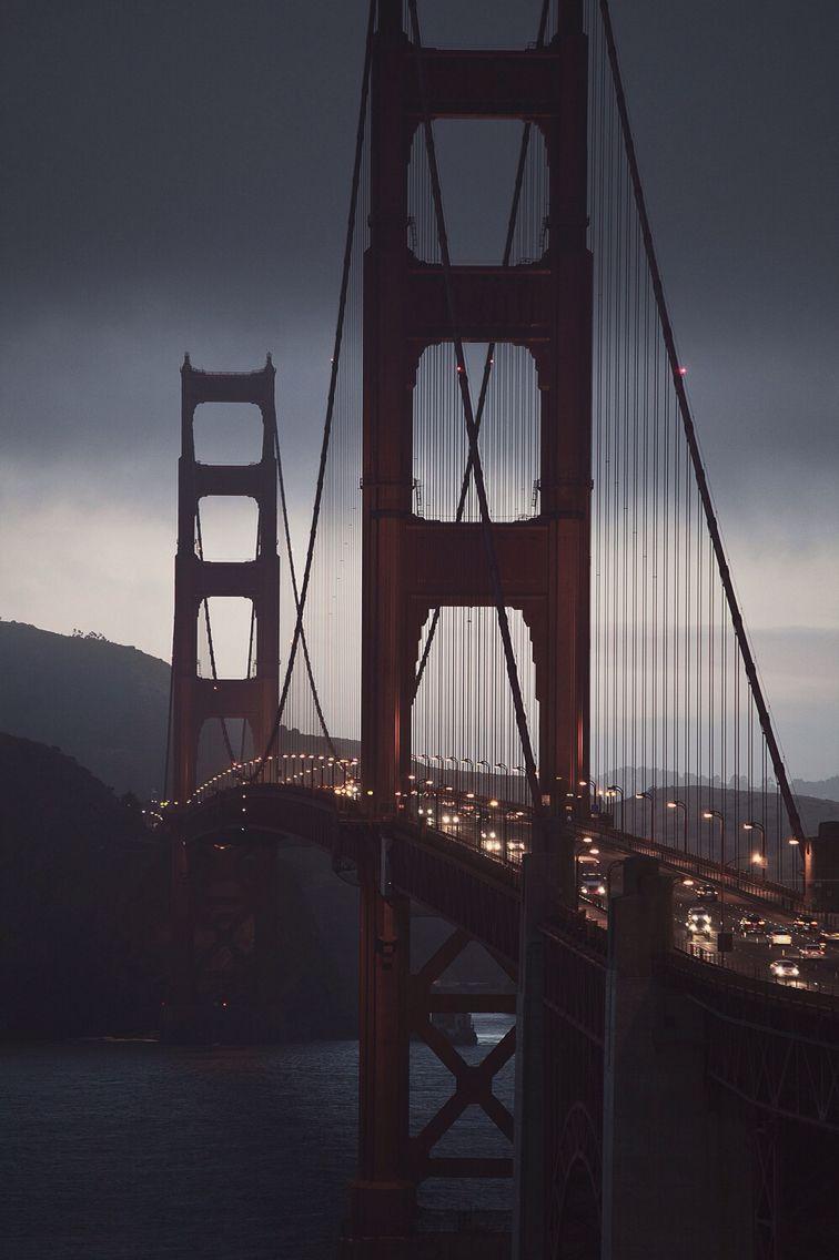 Golden Gate Bridge http://tudoparahomens.com.br