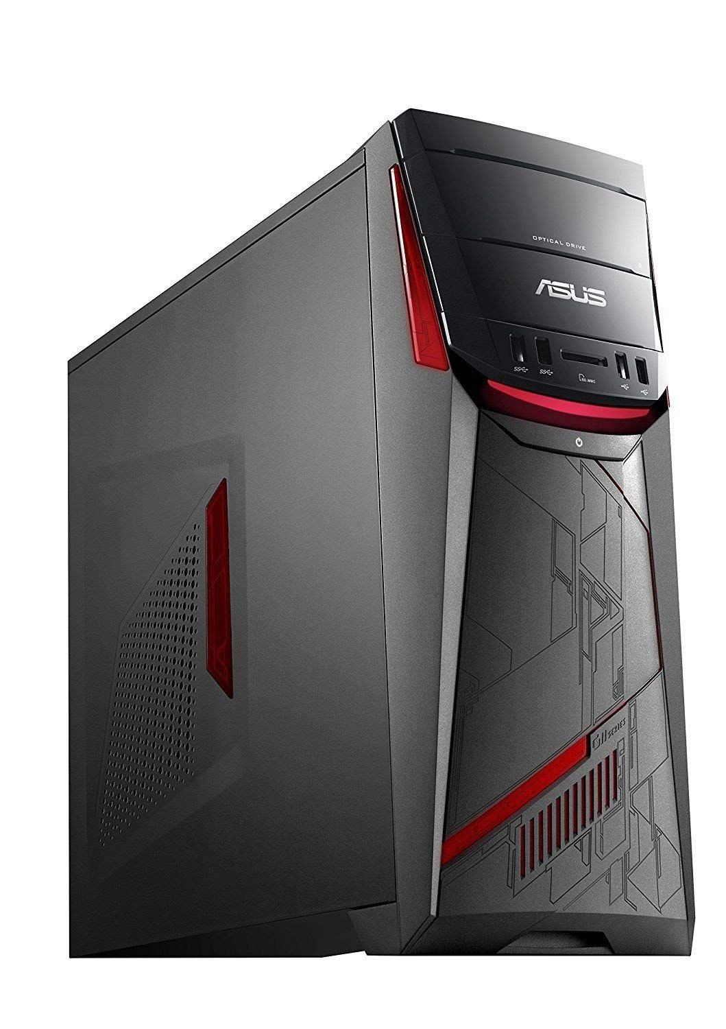 2017 Newest Asus G11 Premium Gaming Desktop Computer