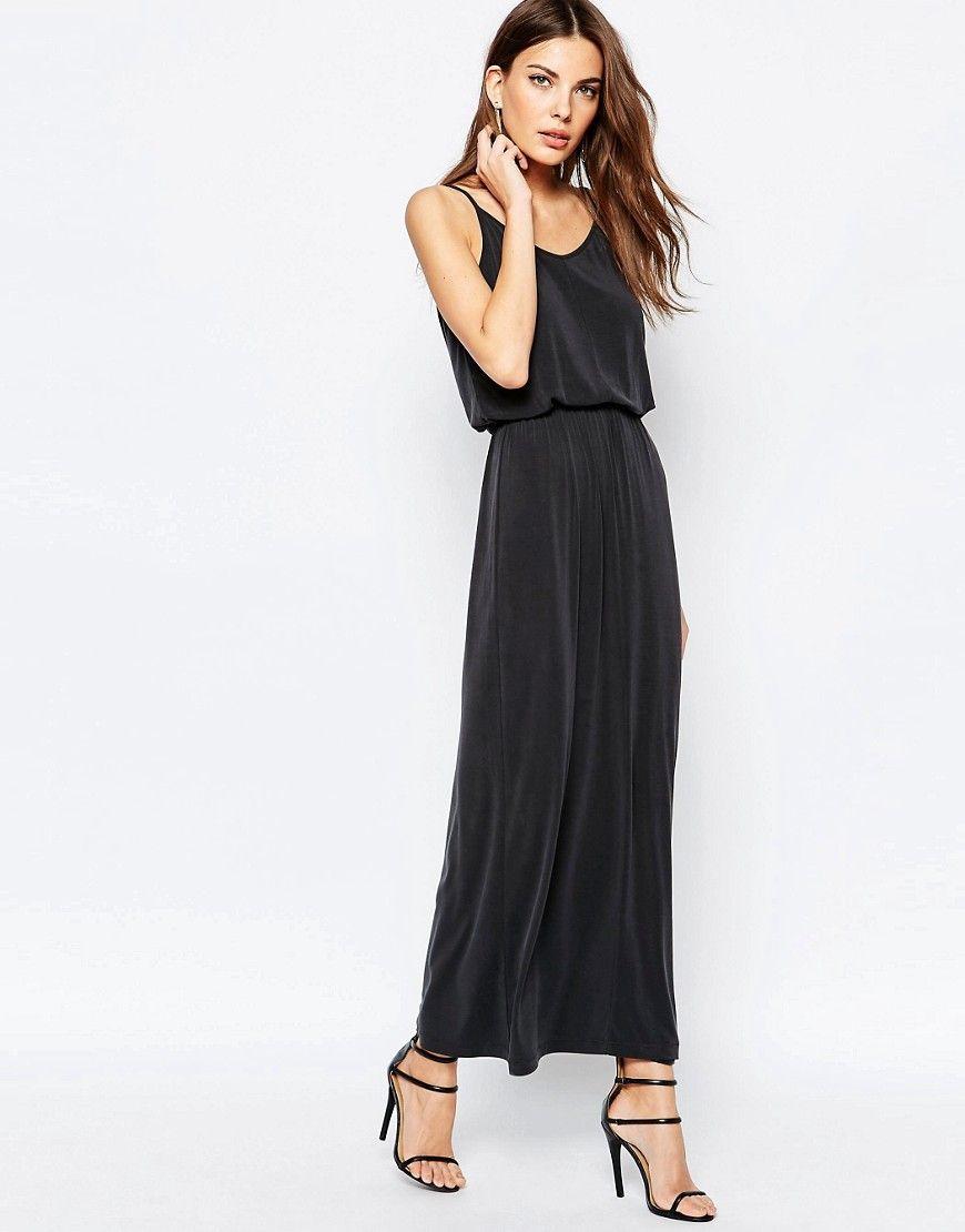 Selected Renata Maxi Dress In Cupro At Asos Com Maxi Dress Prom Maxi Dress Evening Dresses Short