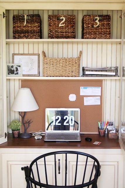 27 Diy Computer Desk Ideas To Suit Your Style Awesome And Beatiful Home Home Decor Closet Turned Office